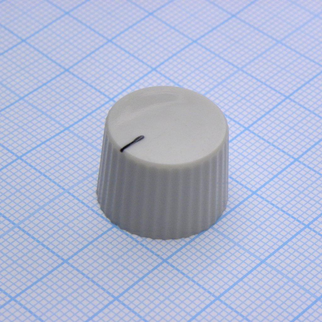 Ручка KAZ20-14 серый d = 6